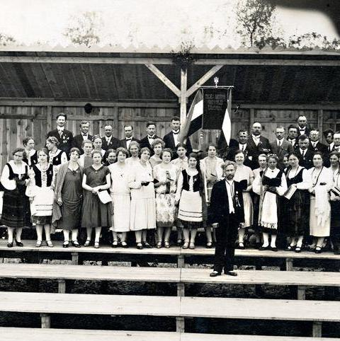 choir historic lithuania